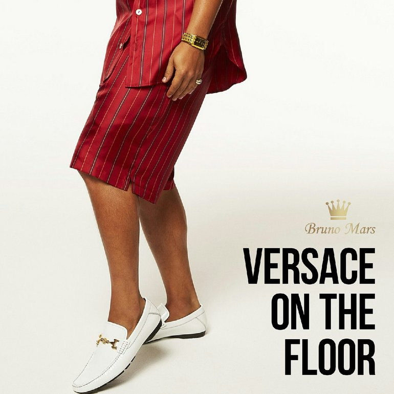 Bruno Mars Versace On The Floor Cover 1 Von 3 Lastfm