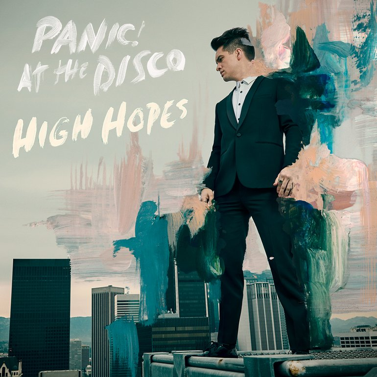 Panic! at the Disco - High Hopes アートワーク (1 of 2) | Last.fm