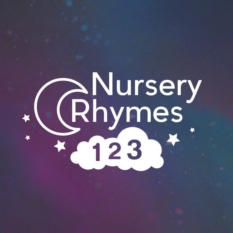 Nursery Rhymes 123 logo