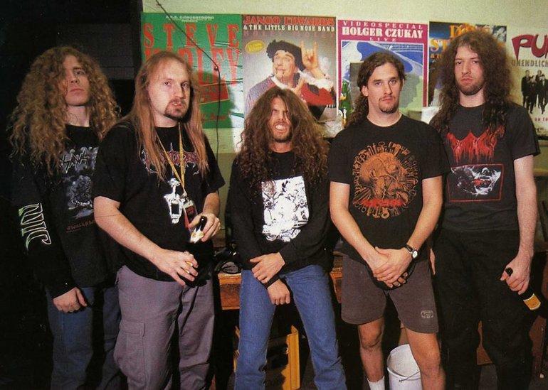 Cannibal Corpse Fotos (57 de 152)   Last.fm