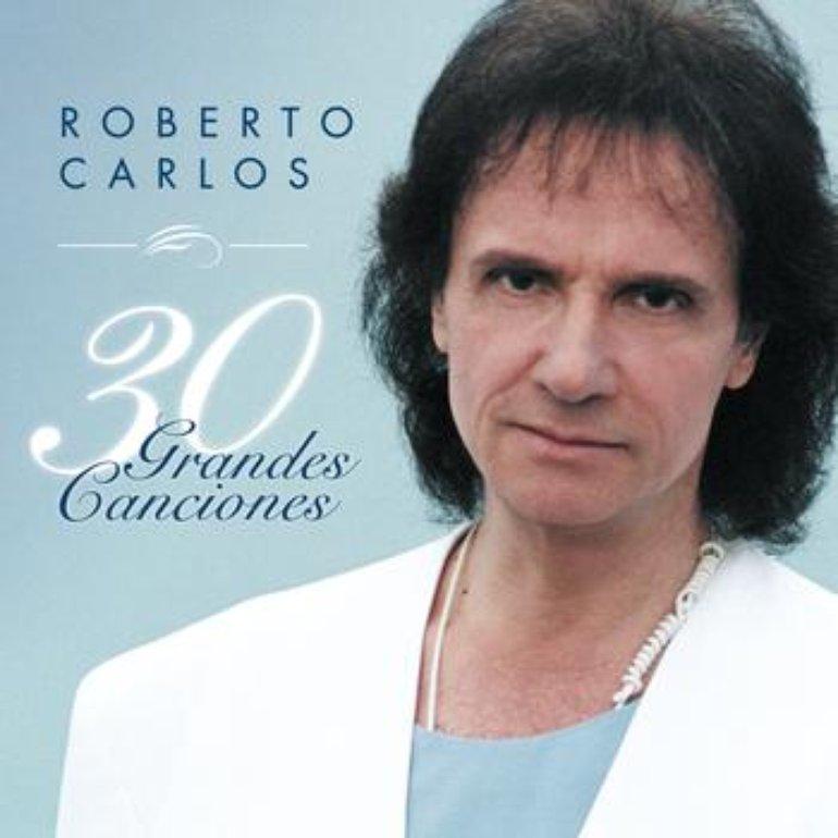 30 Carlos - (2  Canciones Grandes Carátula Roberto 71 de