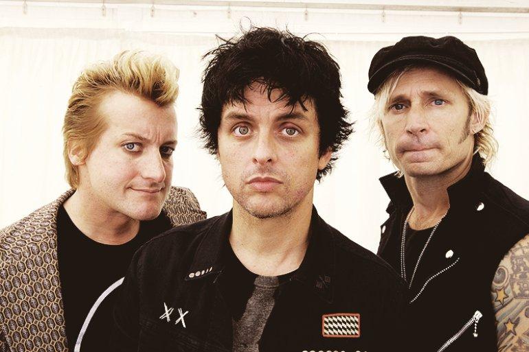 Tré, Billie and Mike.