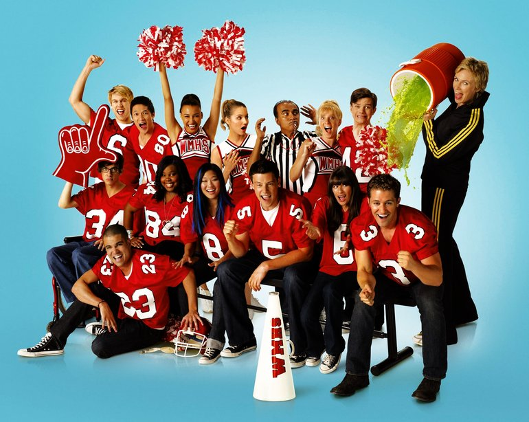 Glee PNG HQ 3