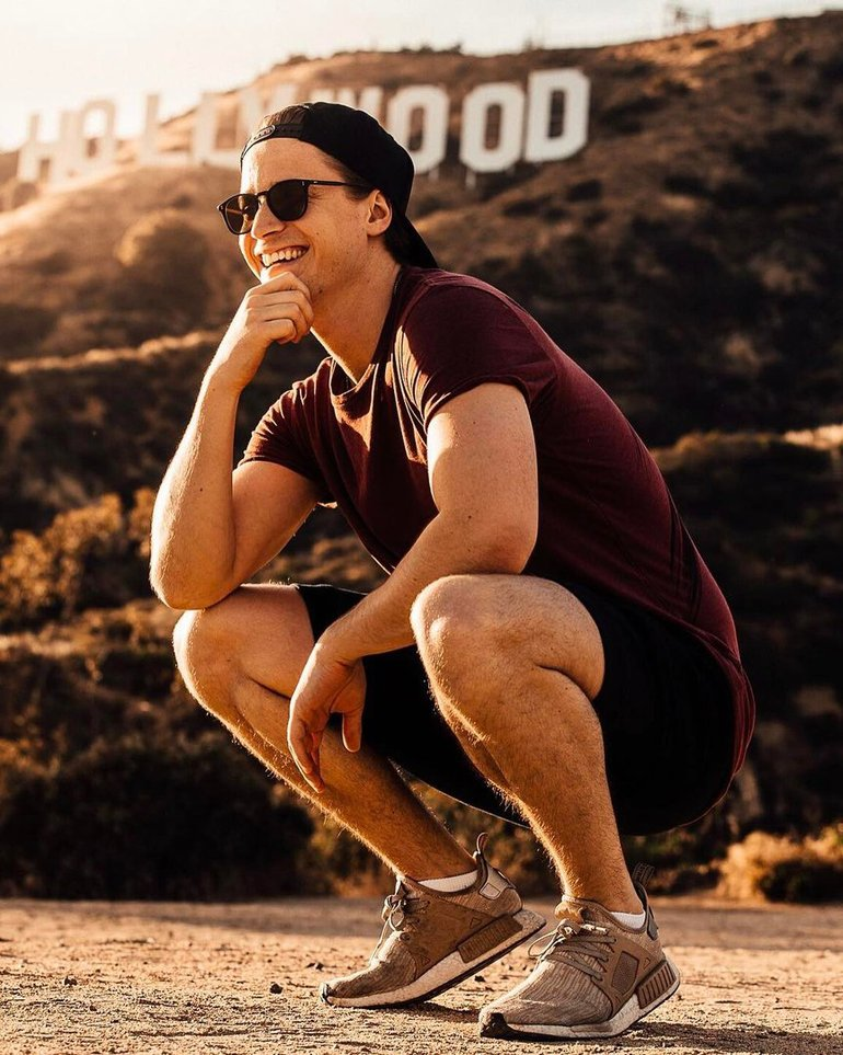 Kygo in Hollywood