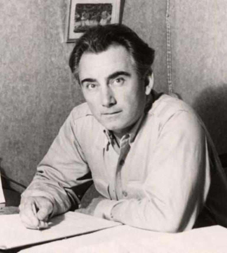 Henri Tomasi composing