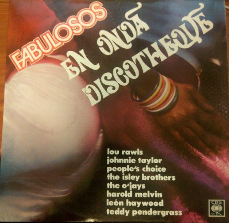 Fabulosos En Onda Discotheque Vol.2