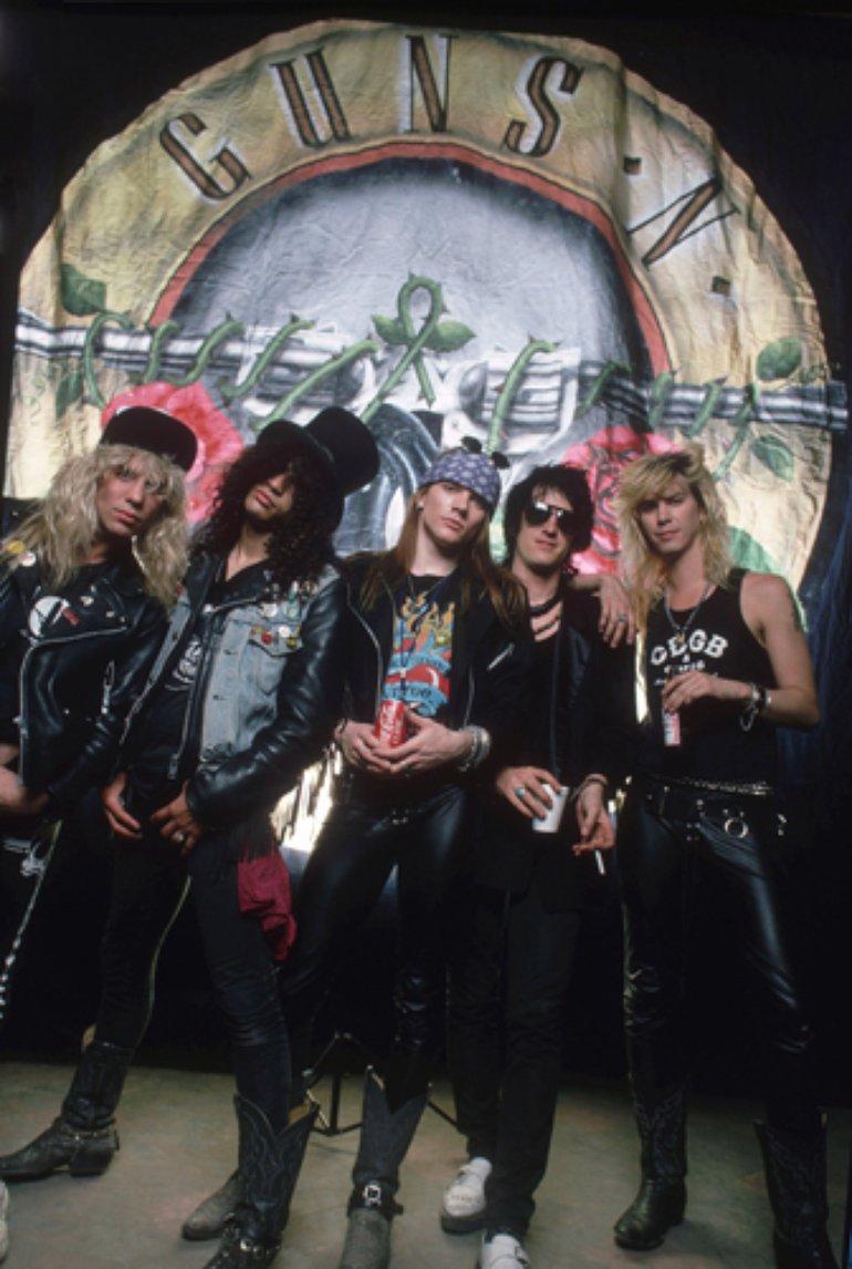 Guns N Roses S 26 Of 451
