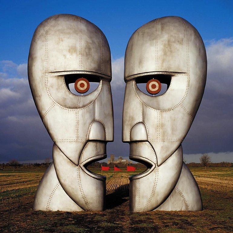 Pink Floyd The Division Bell Carátula 6 De 12 Lastfm