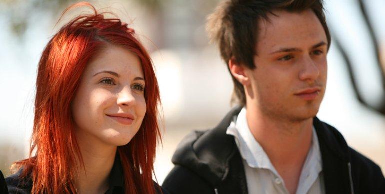 Are hayley williams and josh farro dating who is matt kemp dating