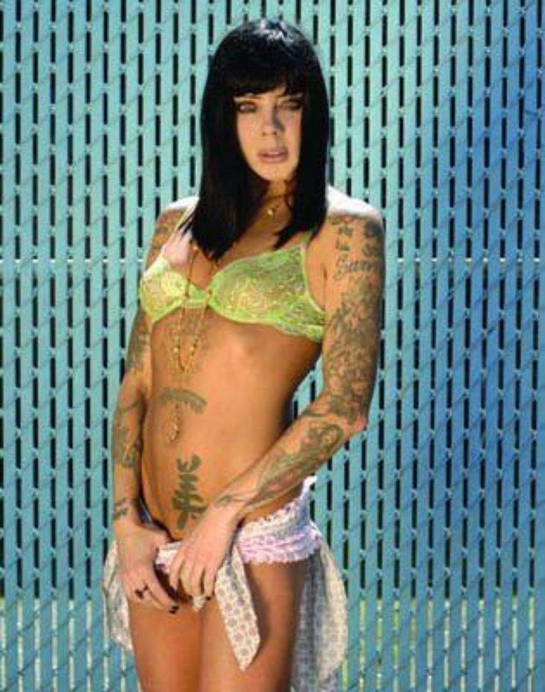 Punk rocker bif naked bares all in candid memoir, i, bificus