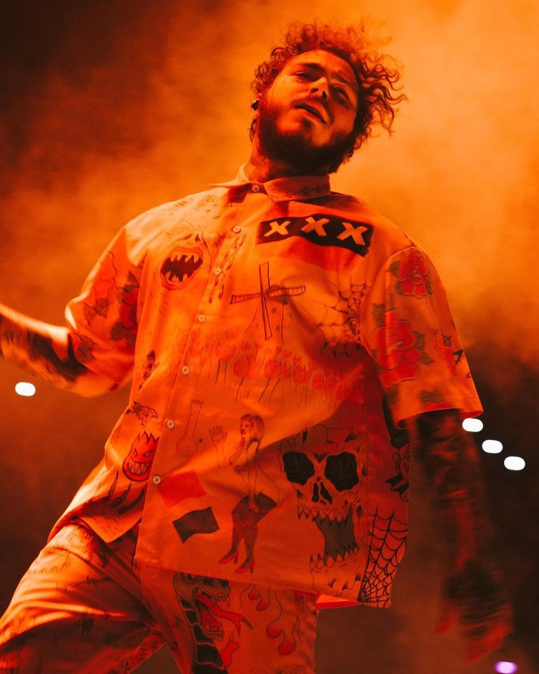 Where Does Post Malone Live: Post Malone Photos (17 Of 162)