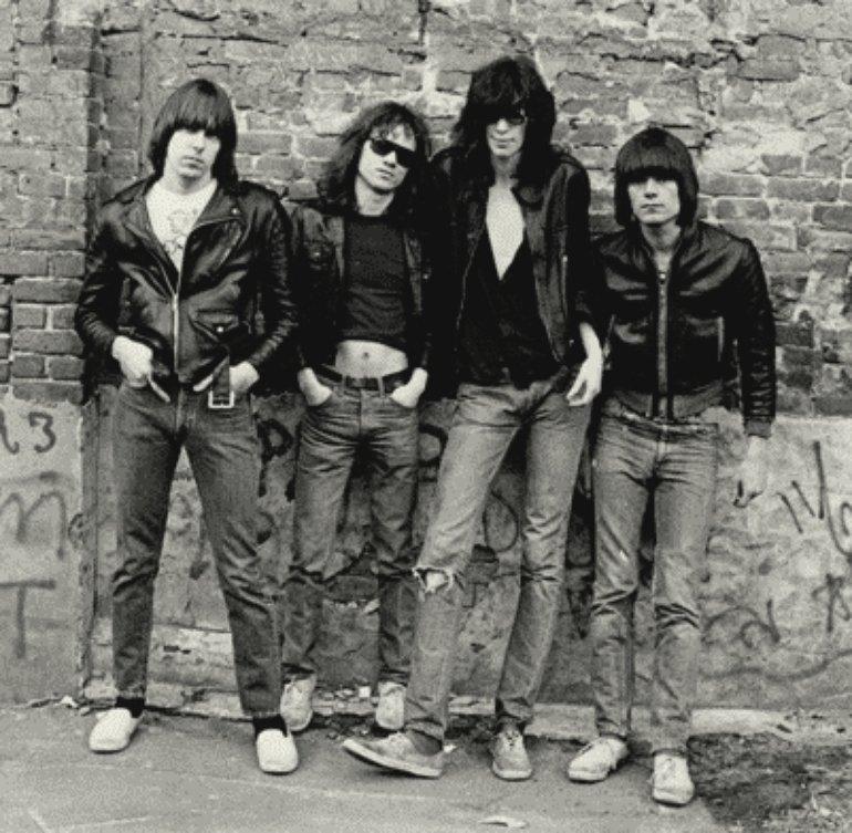RAMONES, 1976