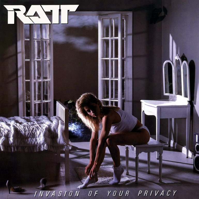 Ratt - Invasion of Your Privacy PNG