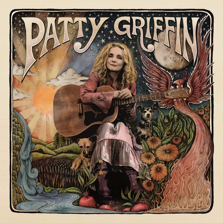 "Album cover for the album ""Patty Griffin"" by Patty Griffin"