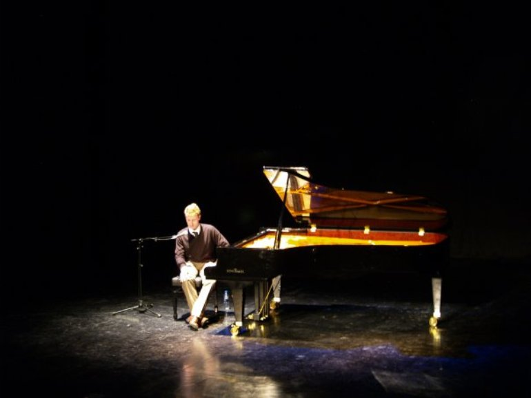 Concierto presentación de 1973 - 6 de Febrero de 2009 - Centro Cultural Alfredo Kraus (Madrid)
