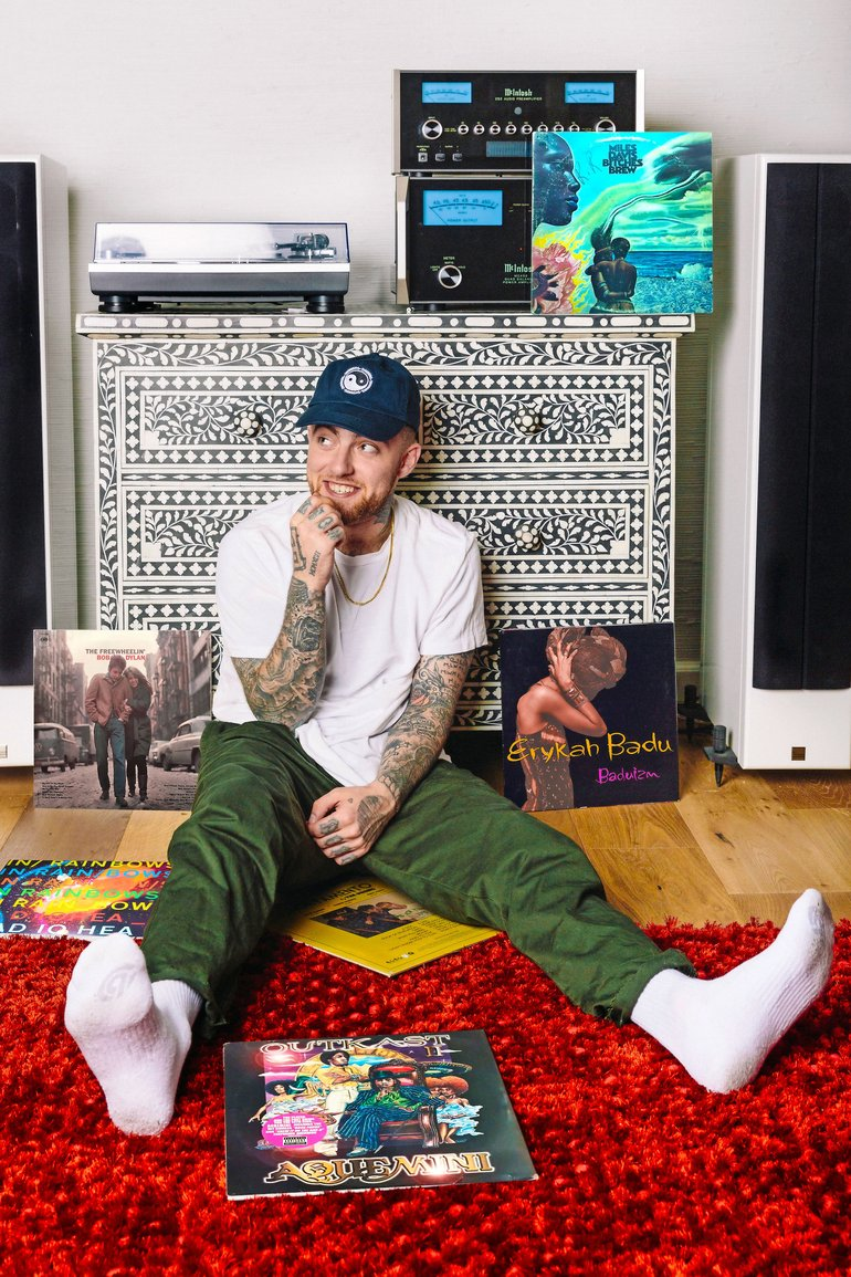 Mac Miller Aug 2018