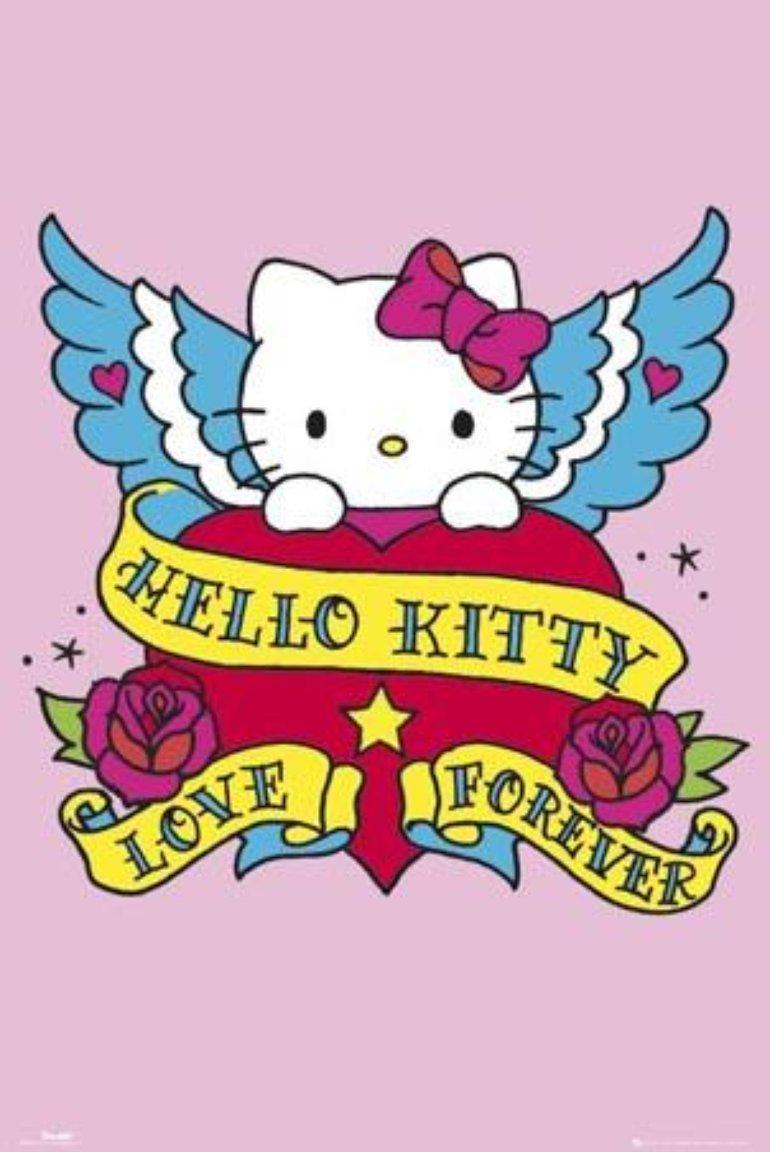 Hello kitty porn