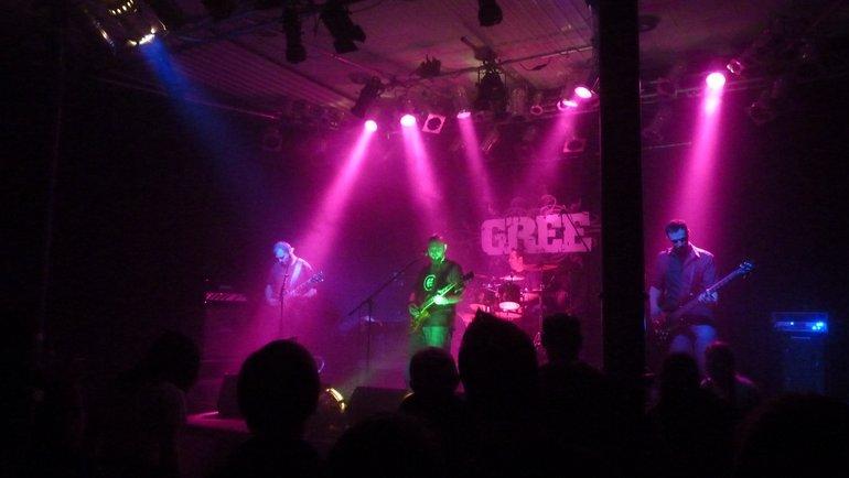 GREE - 13.03.2010 Schlachthof Lahr