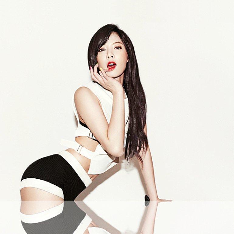 Korean celebrity kim hyuna sextape