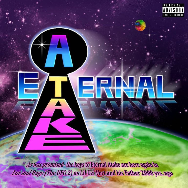 Lil Uzi Vert - Eternal Atake Carátula (3 de 12) | Last.fm