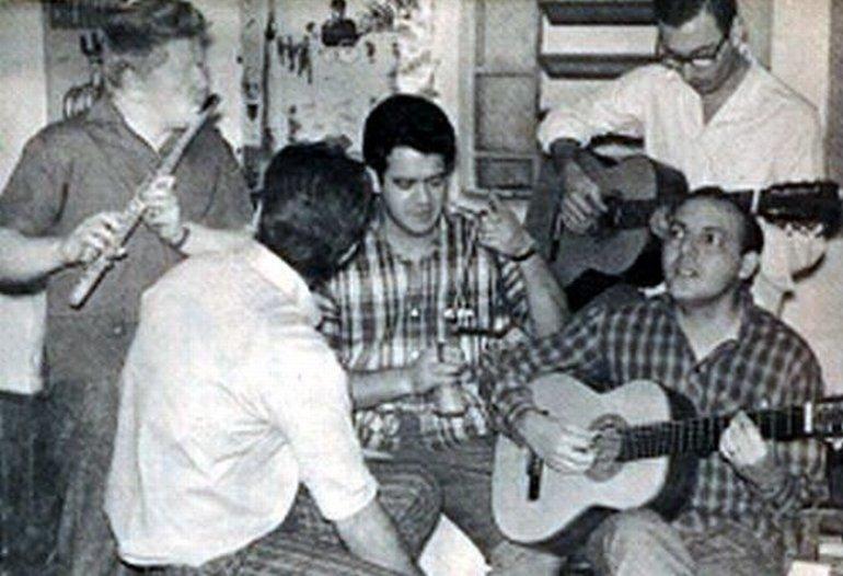 Geraldo Vandré e Quarteto Novo
