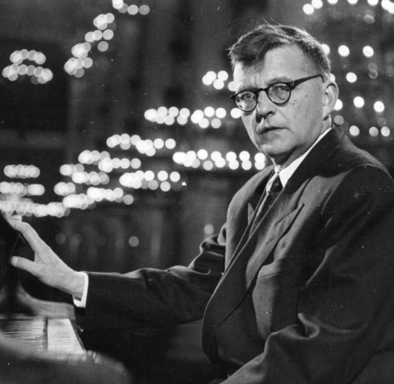 Shostakovich, 01 Jan 1955