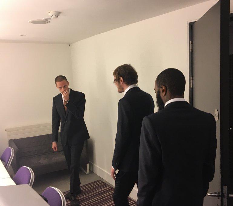 Boyz in Suitz