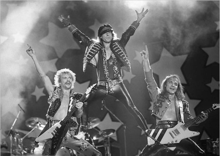 Scorpions (Moscow Music Peace Festival 1989)