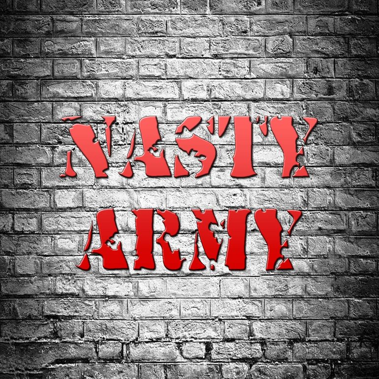 Nasty Army (2018 Logo)