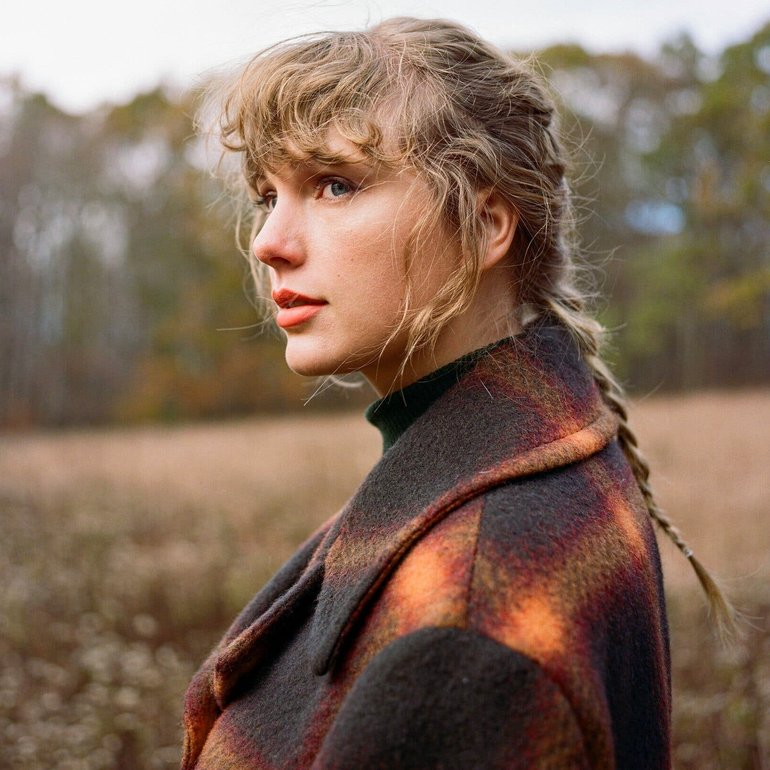 Taylor Swift - Evermore (HQ)