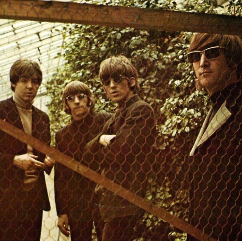 1966♥ Paul McCartney♥ Ringo Starr ♥George Harrison♥ John Lennon♥