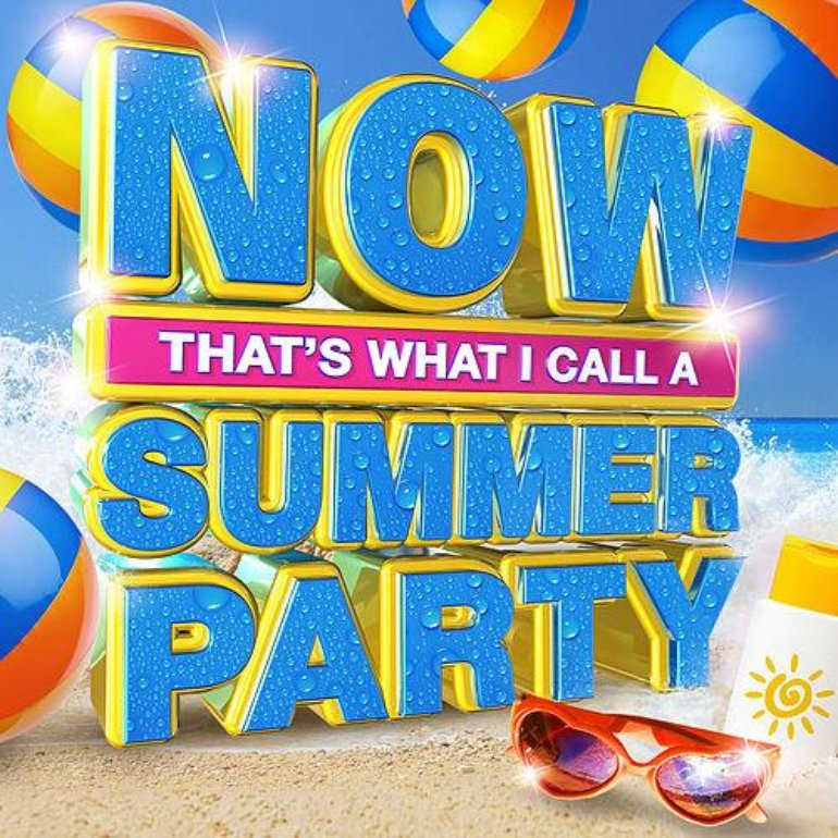 Various Artists - Now That's What I Call A Summer Party
