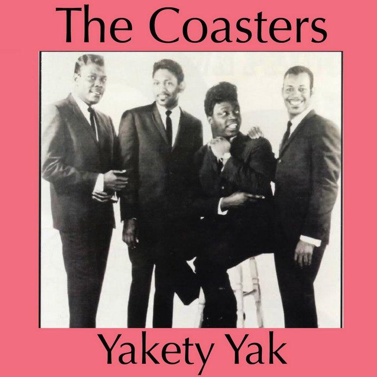 The Coasters - Yakety Yak アートワーク (1 of 3)   Last.fm