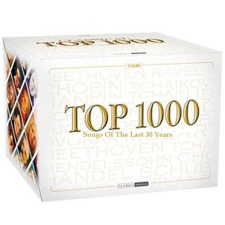 Top 1000 single charts