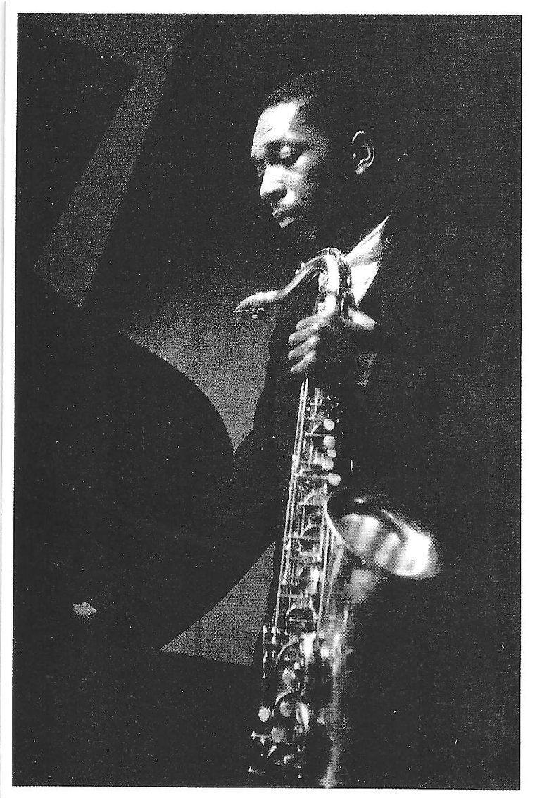 The Immortal John Coltrane