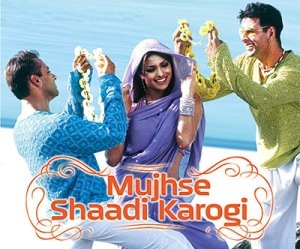 Mujhse Shaadi Karogi S Lyrics Chords