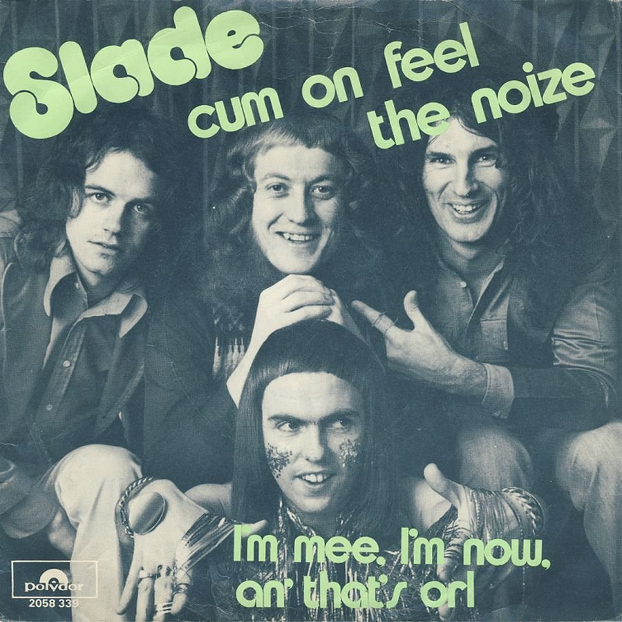 Cum On Feel The Noize, Dave Hill On The Slade Guitar Sound