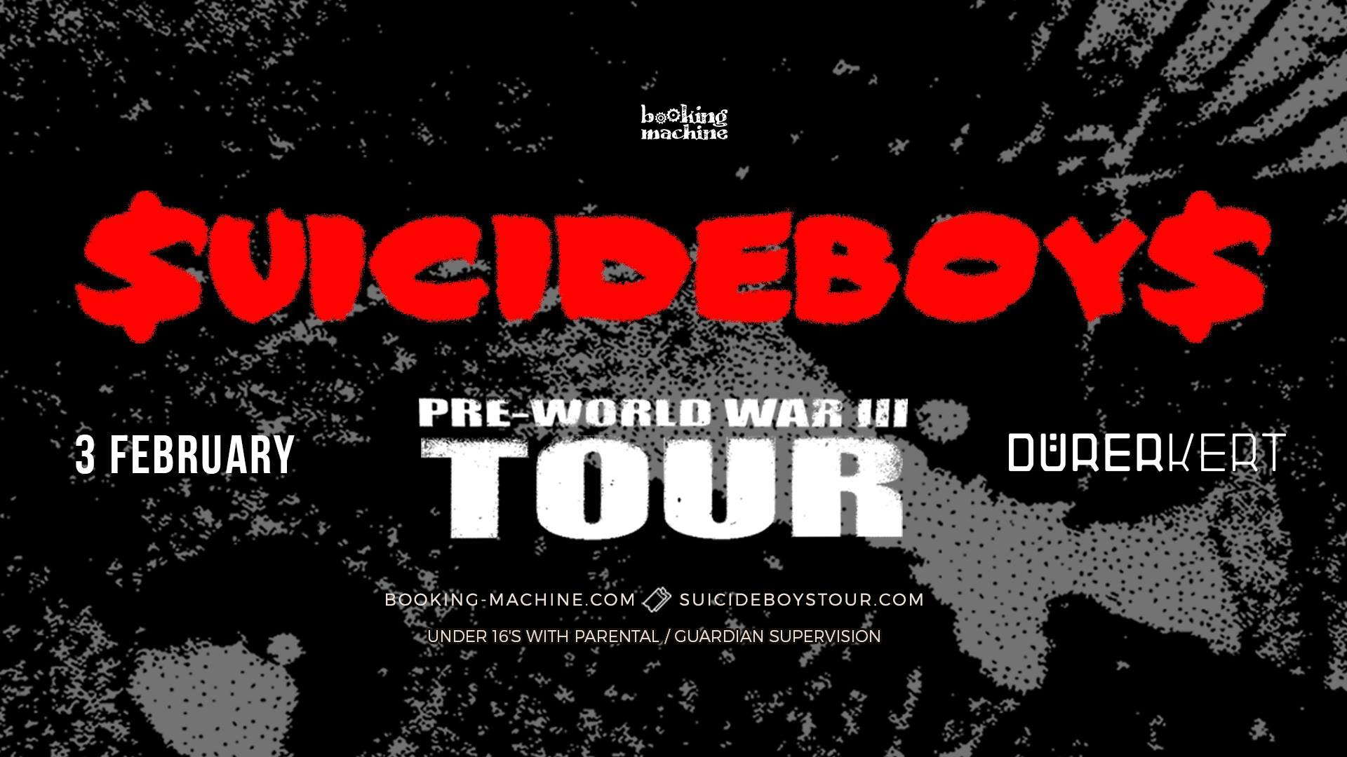 Suicideboys At Durer Kert Budapest On 3 Feb 2018 Last Fm