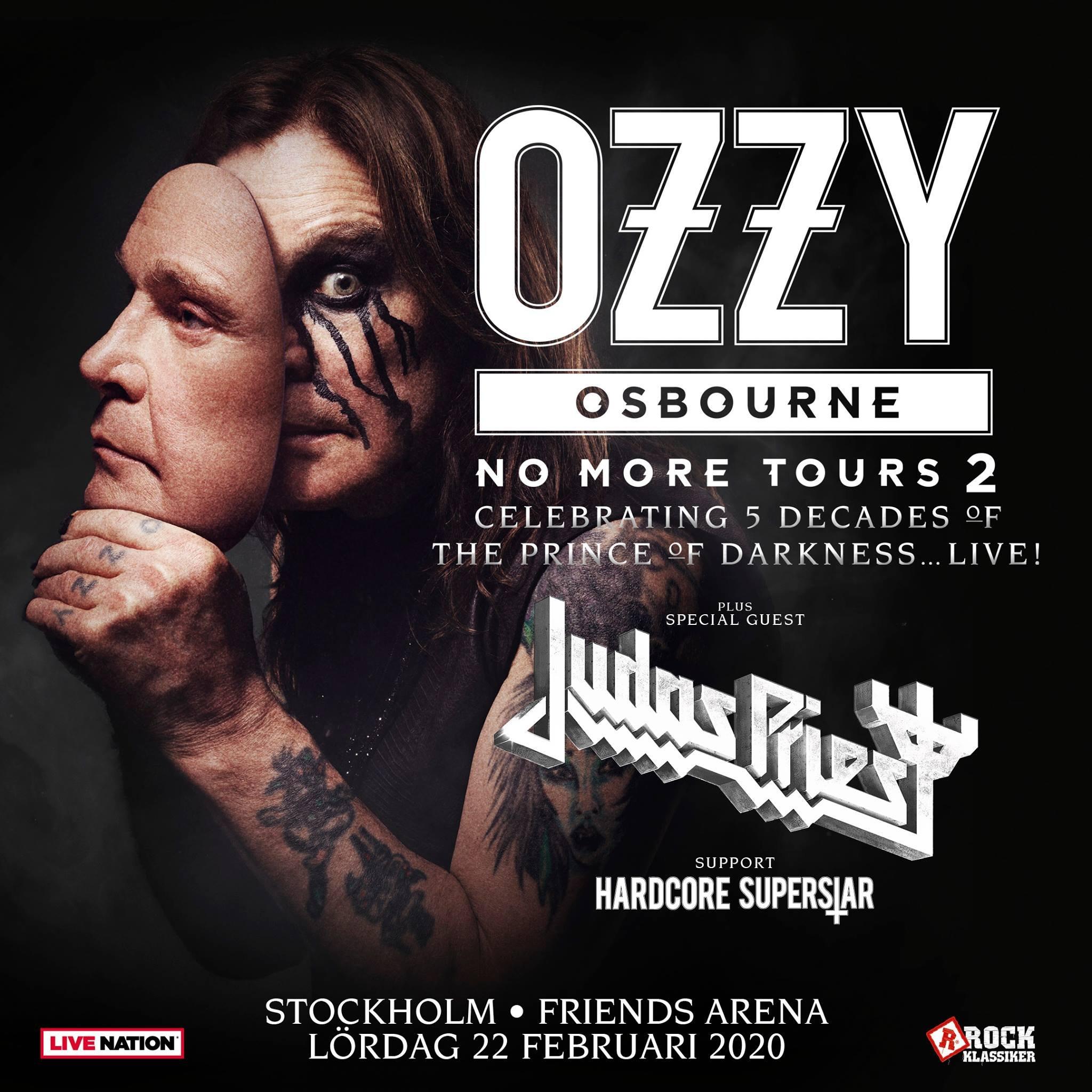 ozzy osbourne canceled shows 2020
