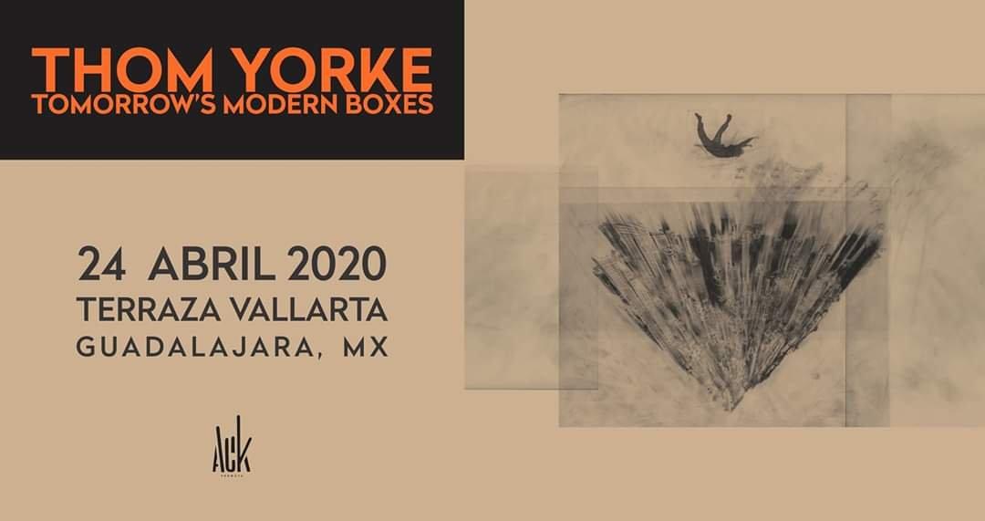 Thom Yorke At Terraza Vallarta Zapopan On 24 Apr 2020