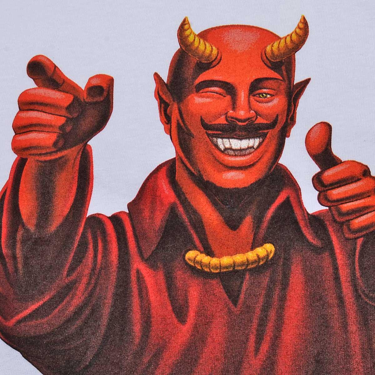 Картинки демона прикольные