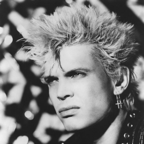 Billy Idol Music Videos Stats And Photos Last Fm