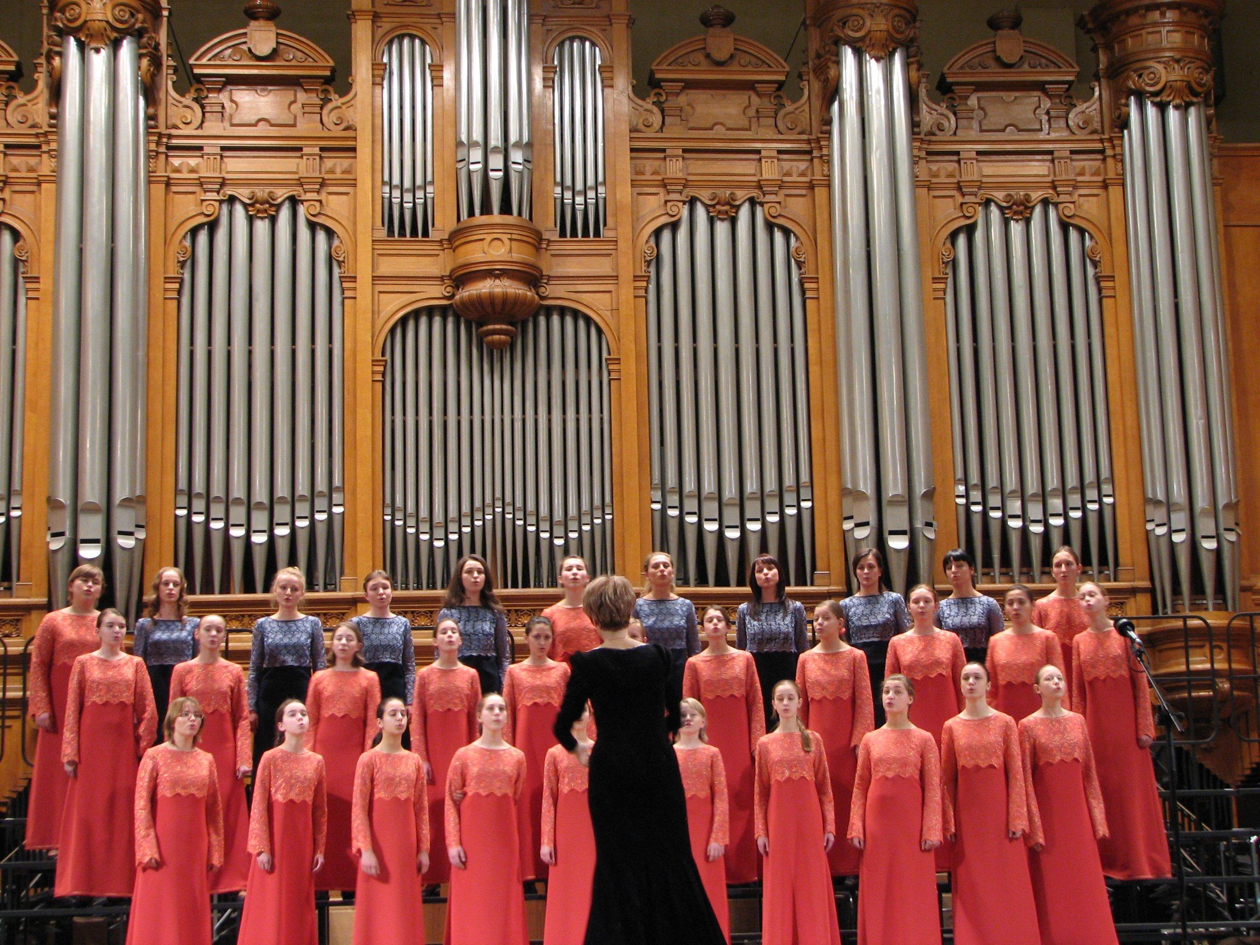 Смотреть картинки хор