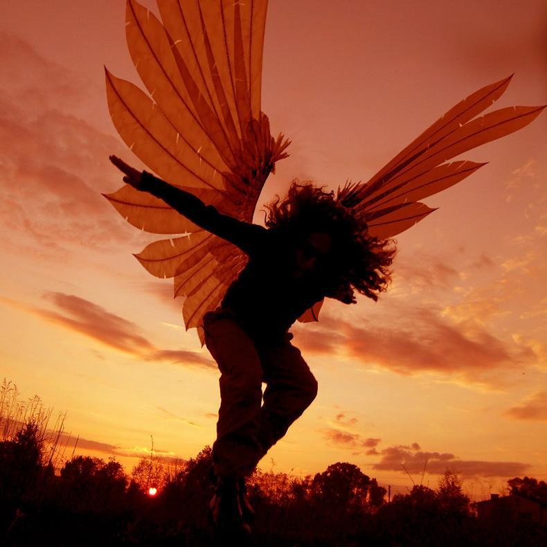 фото людей с крыльями национальном