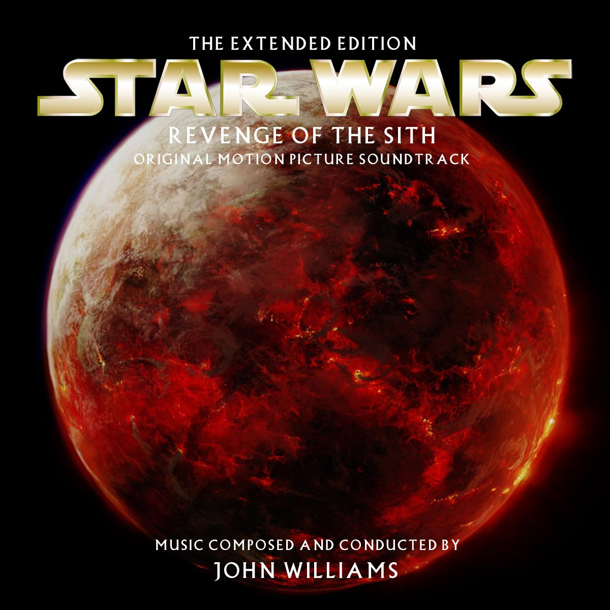 Star Wars Revenge Of The Sith Extended Edition John Williams Last Fm