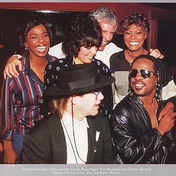 That S What Friends Are For Dionne Warwick With Elton John Gladys Knight Stevie Wonder Last Fm