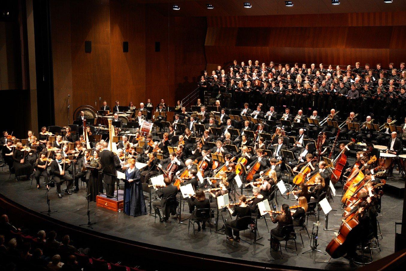 произошли городском симфонический оркестр картинка полного оркестра устроена