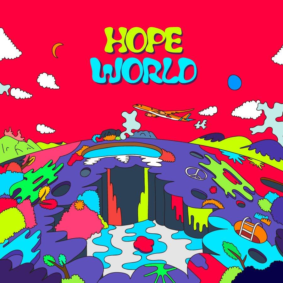 P O P Piece Of Peace Pt 1 J Hope Last Fm