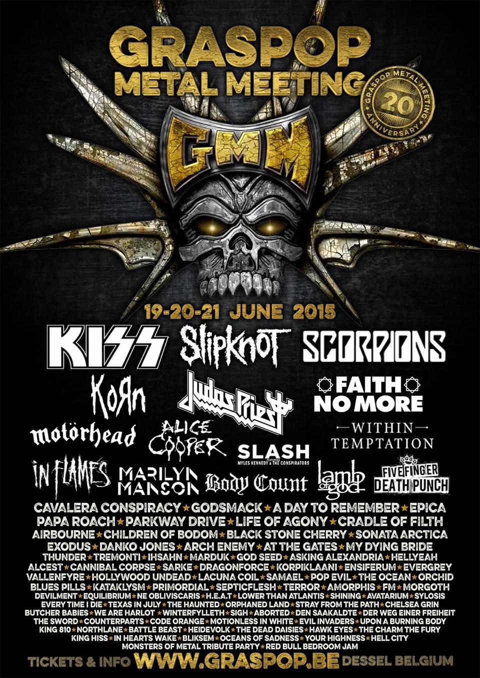 Dark Easter Metal Meeting fesztiválbeszámoló