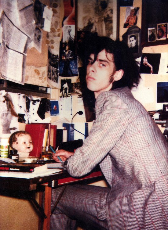 Nick Cave  picture